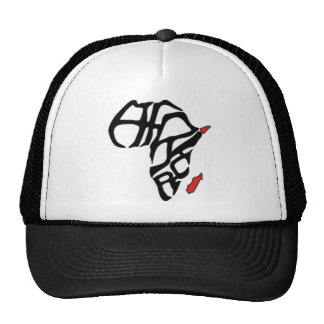print Africa logo Hat By CAM237Design