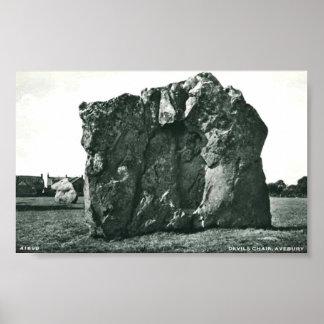 Print - Avebury, Wiltshire