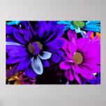 Print - Bright Blossoms 4725D