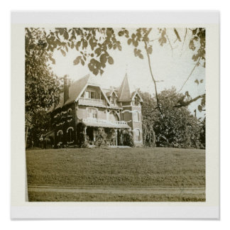 "Print ""Crowndale"" 37 Highland Ave Short Hills NJ"