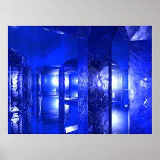 ~Print~ del azul del Lycaena Impresiones