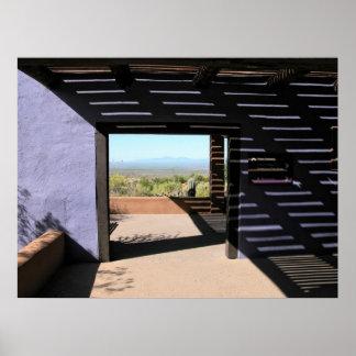 Print: Desert Portal