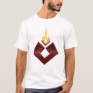 Print Fire King T-Shirt