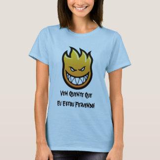 Print Fire T-Shirt