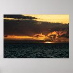 Print: Hawaii Sunset