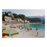 Print: Memories of Italy - Le Cinque Terre Poster