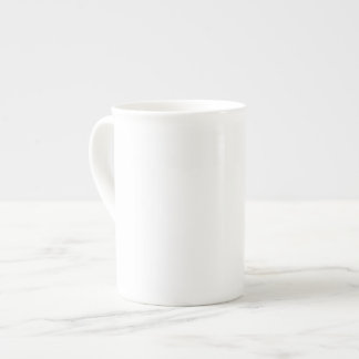 Print on a BONE CHINA MUG - Add pictures and text!