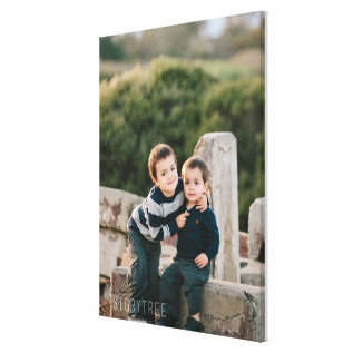 Print On Canvas - 18 X 24 X .75 - Upload Your Pic! at Zazzle