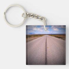 Print Square Phone Photo Key Chain at Zazzle