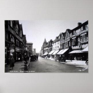 Print - Stratford-upon-Avon