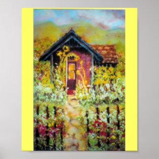 Print ...Sunflower Shack