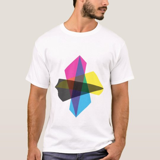 Print these colors T-Shirt