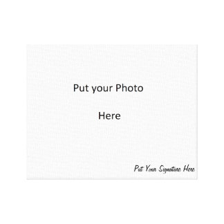 Print Your Canvas Giclee
