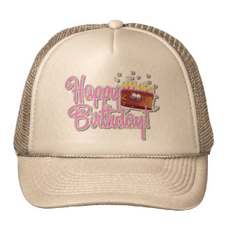 Print Your Marketing Message or Corporate Identity Trucker Hat