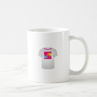 Printable tshirt- Pop art graphic Coffee Mugs
