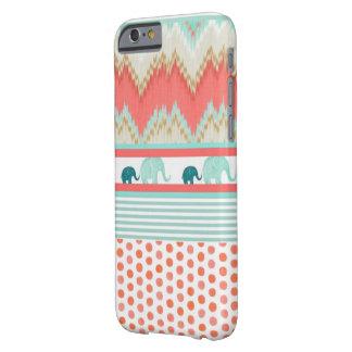 Printed Boho + Elephant March Phone Case