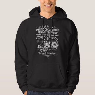 PRINTED CIRCUIT BOARD ASSEMBLY REPAIRER HOODIE