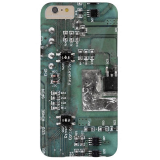 Printed Circuit Board iPhone Case Barely There iPhone 6 Plus Case