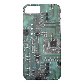 Printed Circuit Board iPhone Case