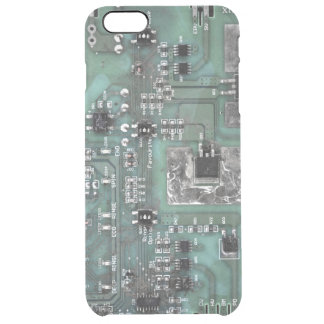 Printed Circuit Board iPhone Case Uncommon Clearly™ Deflector iPhone 6 Plus Case