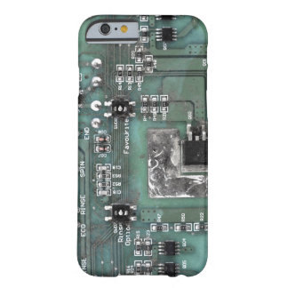 Printed Circuit Board iPhone Case Barely There iPhone 6 Case