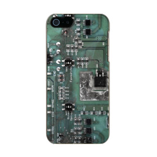 Printed Circuit Board iPhone Case Incipio Feather® Shine iPhone 5 Case