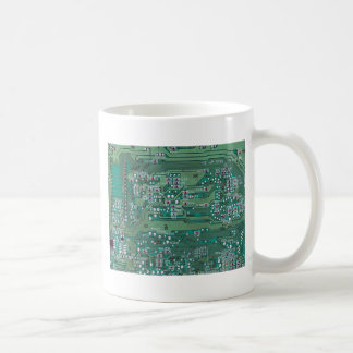 Printed circuit board mug
