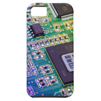 Printed Circuit Board - PCB iPhone 5 Cover