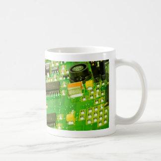 Printed Circuit Board - PCB Basic White Mug
