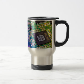 Printed Circuit Board - PCB Stainless Steel Travel Mug