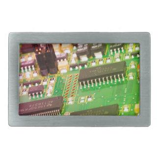 Printed Circuit Board - PCB Rectangular Belt Buckle