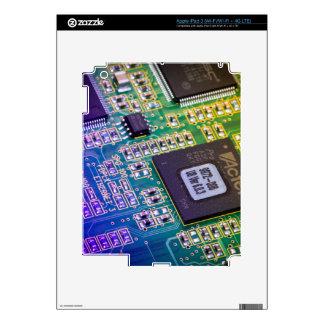 Printed Circuit Board - PCB Skins For iPad 3