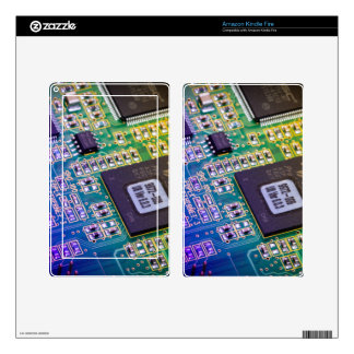 Printed Circuit Board - PCB Kindle Fire Decals