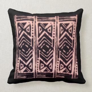 Printed cushion throw pillow
