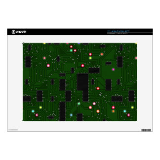 Printed Electronic Circuit Board Skins For Laptops