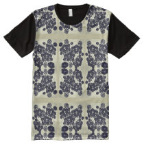 Printed Panel T-shirt