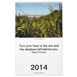 Printed Photo Calendar