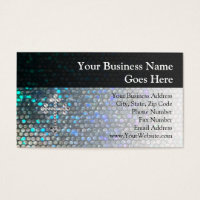 Bling business cards templates zazzle bling business cards printed silver bling cross colourmoves