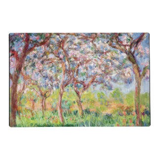 Printemps a Giverny, 1903 2 Placemat