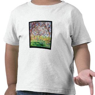 Printemps un Giverny, 1903 Camiseta