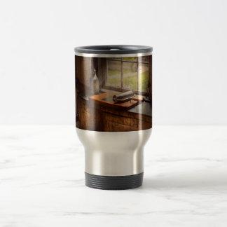 Printer - A hope and a brayer Travel Mug