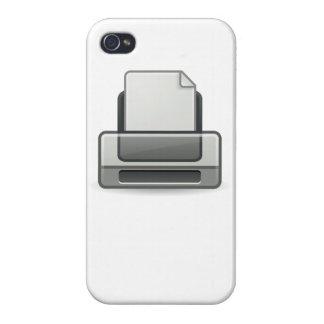 Printer iPhone 4/4S Cases
