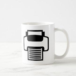 Printer Coffee Mugs