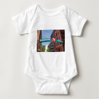 Printer's Alley Baby Bodysuit
