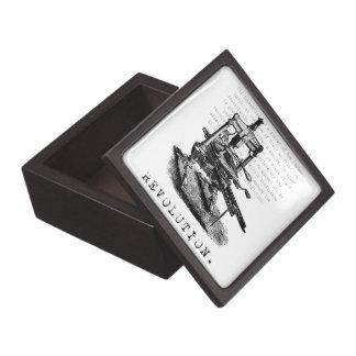 Printing Press = REVOLUTION! Premium Jewelry Boxes