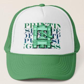 Printing Press Trucker Hat