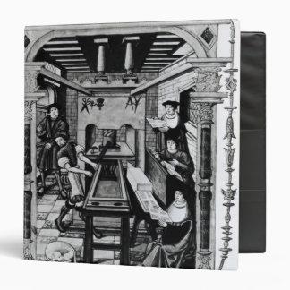 Printing workshop binder
