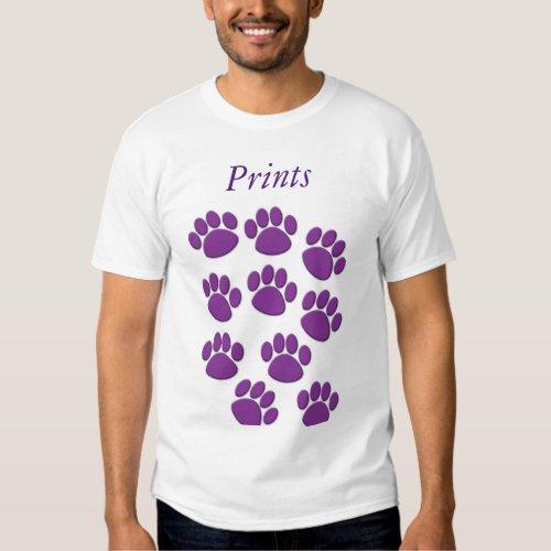 Prints/Prince pun t-shirt