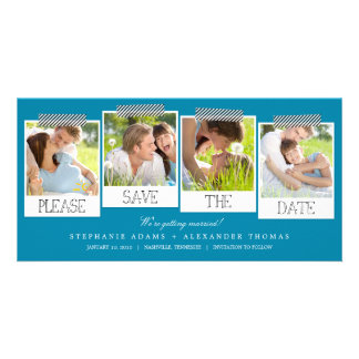 Prints Save The Date Photo Cards
