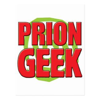 Prion Geek Postcard